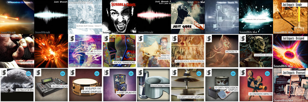 Free Sound FX – SoundBits | Sound Effects
