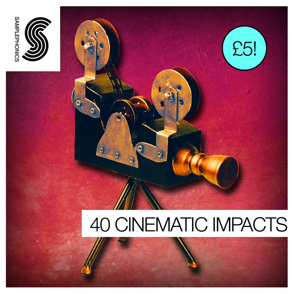 40 Cinematic Impacts
