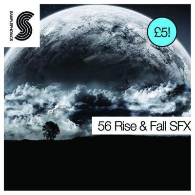 56 Rise & Fall SFX
