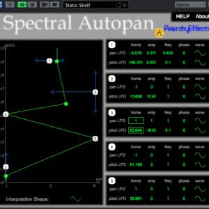 PlugIn Tip: Spectral Autopan