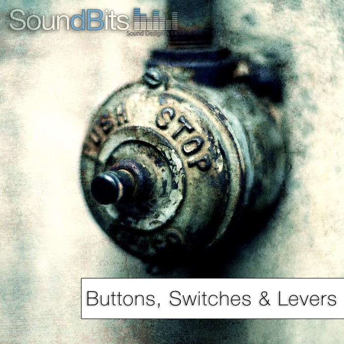 Buttons, Switches & Levers