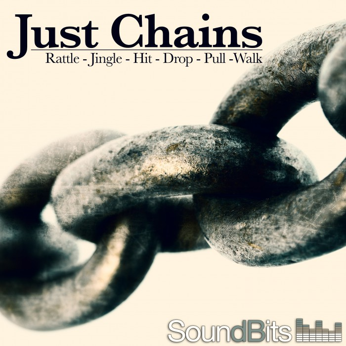 Strong chain. Short depth-of-field.