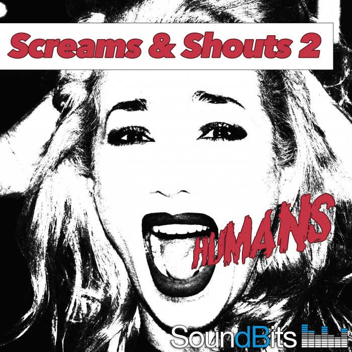 Screams and Shouts 2 - Humans