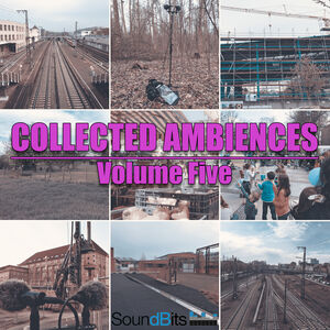 Cover_Collected_Ambiences_Five