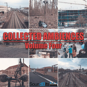 Cover_Collected_Ambiences_Four