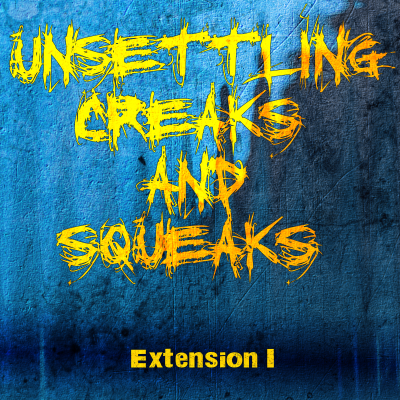 UCnS_Extension_I_Cover