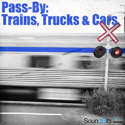 Pass-By: Trains, Trucks & Cars