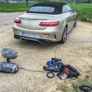 Car SFX | Mercedes E 53 AMG